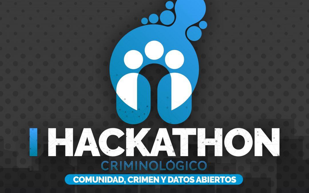 CRÍMINA organiza el 'I Hackathon Criminológico' sobre comunidad, crimen y datos abiertos